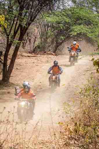 ktm orange ride bangalore to sangam (52)