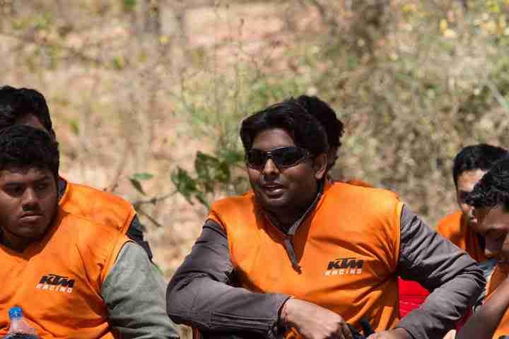 ktm orange ride bangalore to sangam (6)