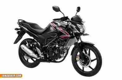 Honda CB150R india streetfire - 03