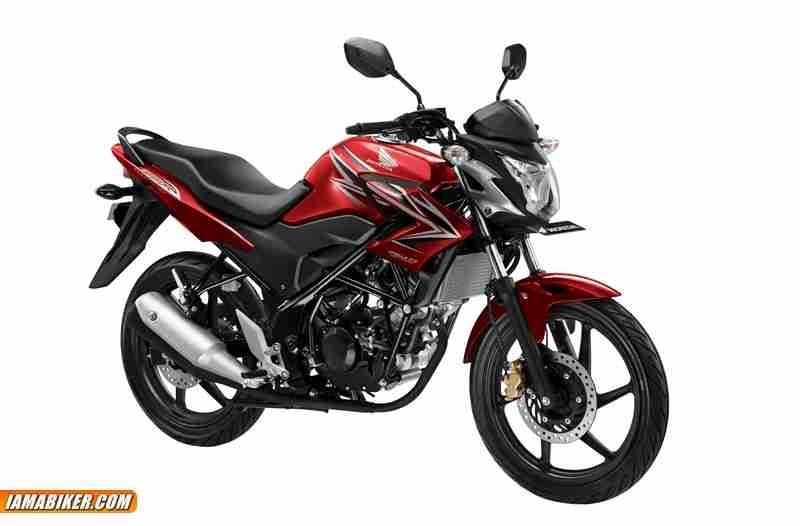 Honda CB150R india streetfire - 04