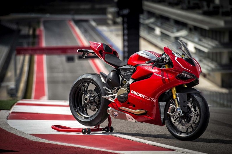 ducati 1199 panigale r photographs - 20