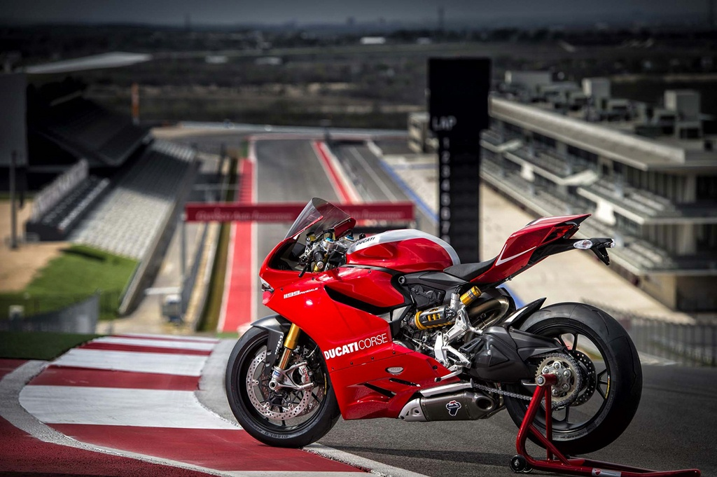 ducati 1199 panigale r photographs - 21