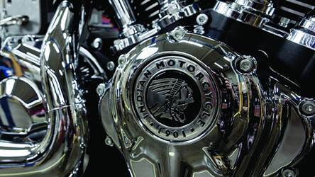 indian motorcycles new engine