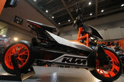 ktm e speed scooter - 03