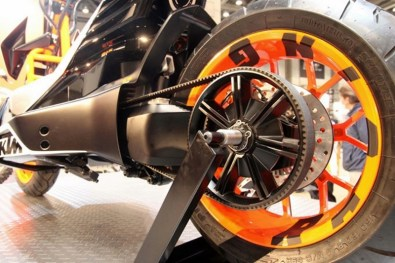 ktm e speed scooter - 05