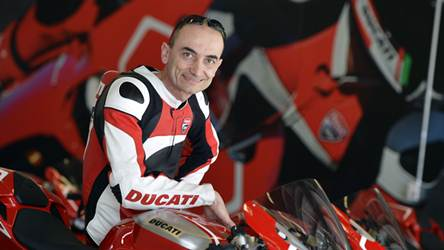 Claudio Domenicali Ducati
