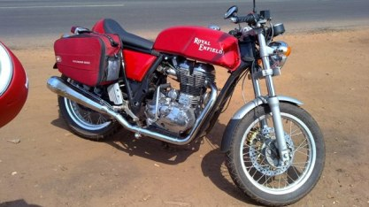 Royal Enfield Cafe Racer launch soon