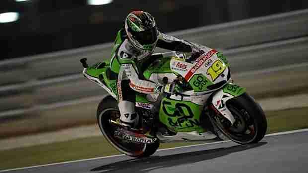 alvaro bautista motogp qatar 2013