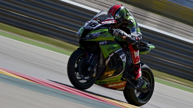tom sykes wsbk aragon kawasaki racing