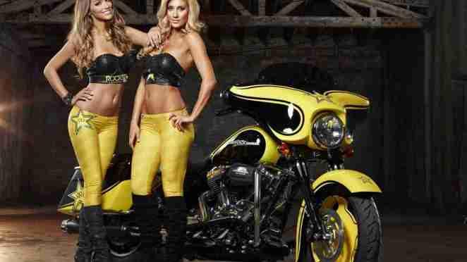 Harley Davidson Rockstar Energy 08