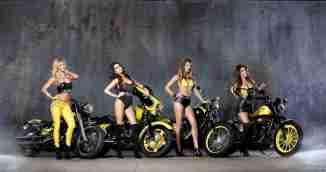 Harley Davidson Rockstar Energy 10