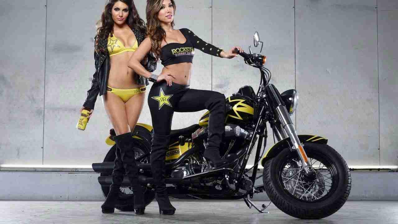 Harley Davidson Rockstar Energy 19
