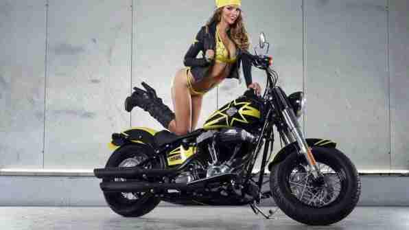 Harley Davidson Rockstar Energy 20