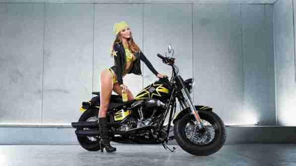 Harley Davidson Rockstar Energy 21