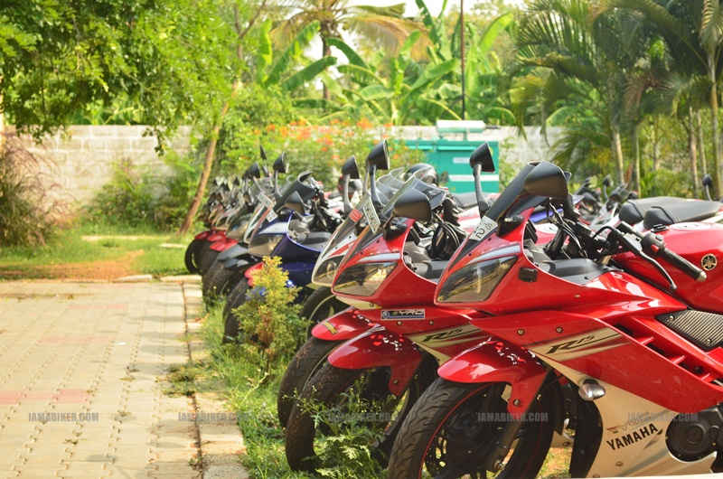 Yamaha Riders Club India - 01