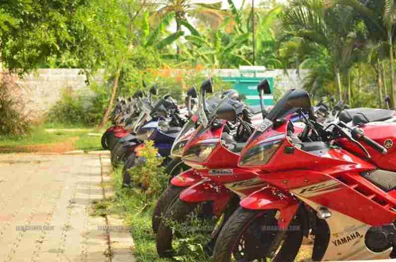 Yamaha Riders Club India - 01