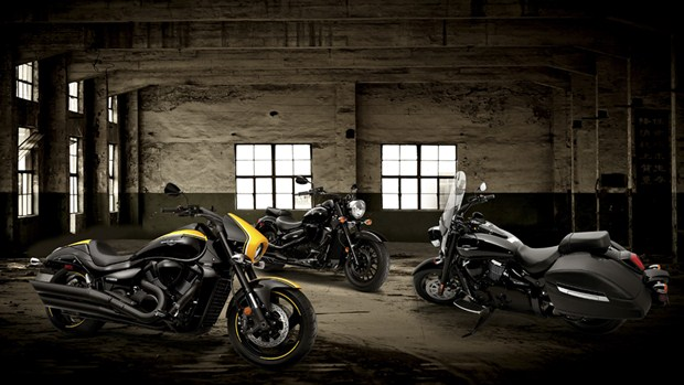 new 2014 Suzuki B.O.S.S. C90, C50 and M109R