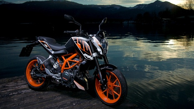 2013 KTM Duke 390 launch on 25th June