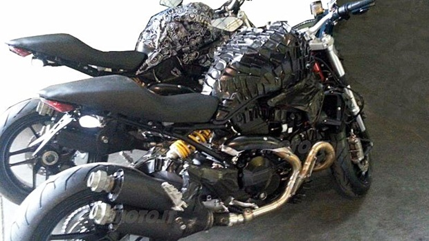 2014 ducati monster 1198 silencer