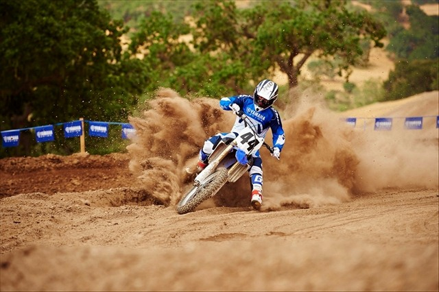 2014 yamaha yz450 and yz250f - 09