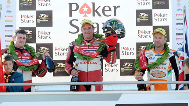 John McGuinness takes his 20th Isle of Man TT win