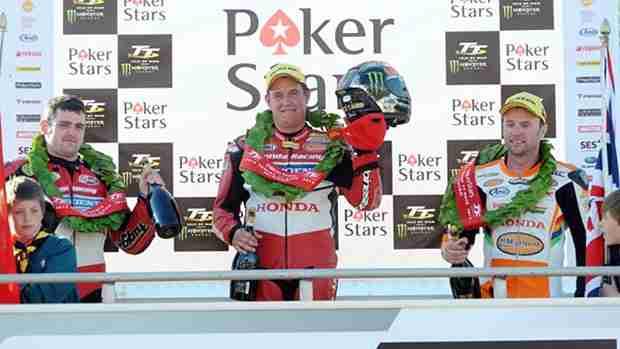John McGuinness takes his 20th Isle of Man TT win