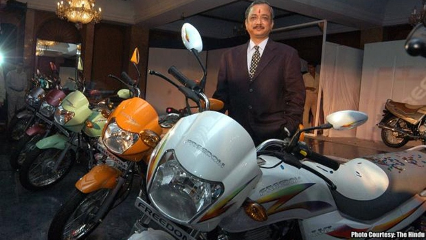 LML Freedom 110 motorcycle re-launched in Delhi