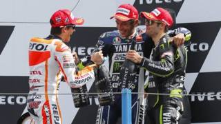 MotoGP Assen results and rider quotes