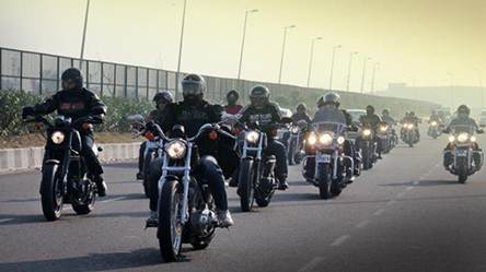 harley owners group india ride