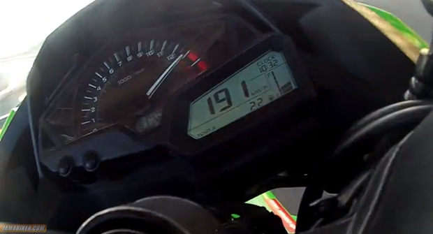 kawasaki ninja 300 top speed