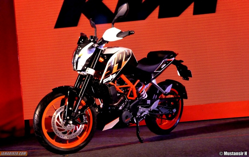 KTM Duke 390 launch