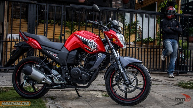 Yamaha FZ-S India review