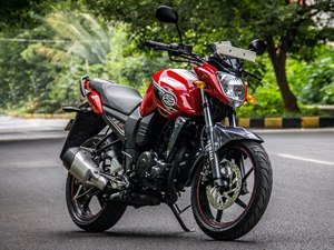 Yamaha FZ-S review