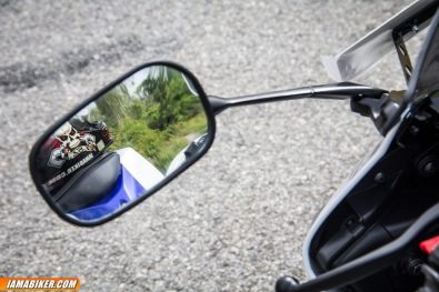 yamaha r15 v2 rear view mirror