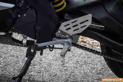 yamaha r15 v2 gear lever