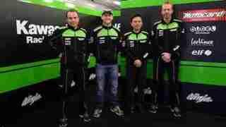 Tom Sykes 2014 WSBK Kawasaki