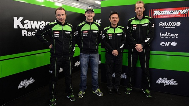 Tom Sykes confirmed for 2014 WSBK with Kawasaki
