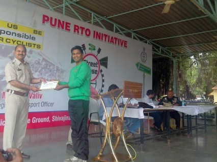 Traffic Sense Initiative - By RTO Pune - 10