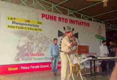 Traffic Sense Initiative - By RTO Pune - 15