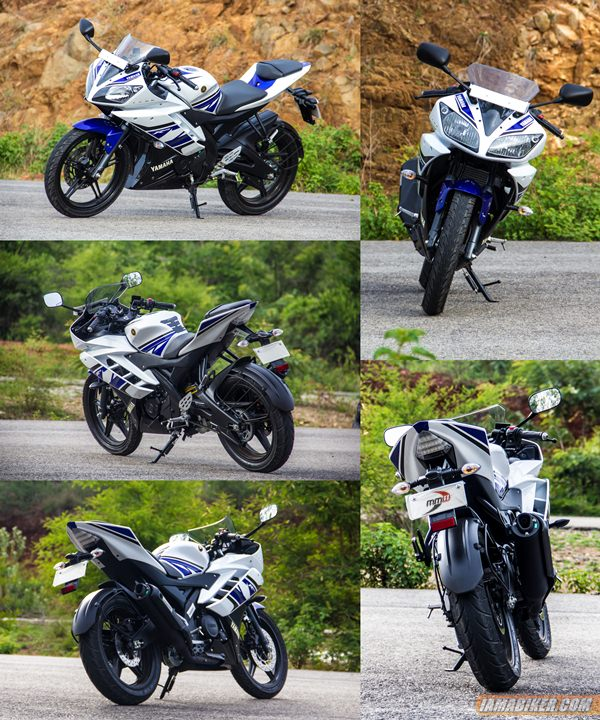 yamaha r15 v2 review looks and build quality