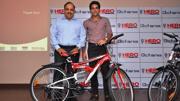 "Hero Cycles inaugurates ""All-Aluminium"" cycle plant"