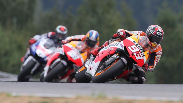 MotoGP Brno Marc Marquez makes it 4 in a row