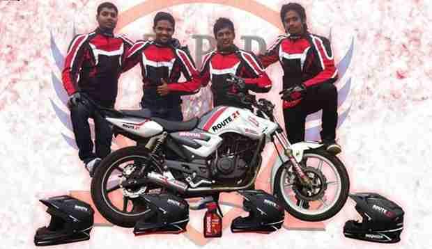 team balance point - stunt team bangalore