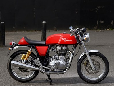 2013 Royal Enfield Continental GT - 03
