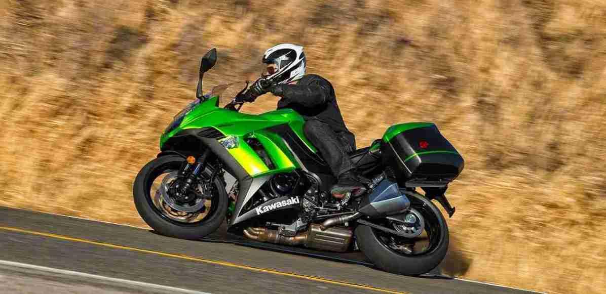 2014 Kawasaki Ninja 1000 ABS - 01