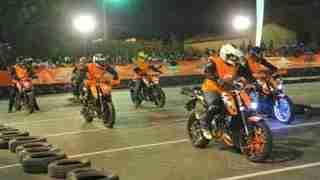 KTM Duke 390 deliveries New Delhi