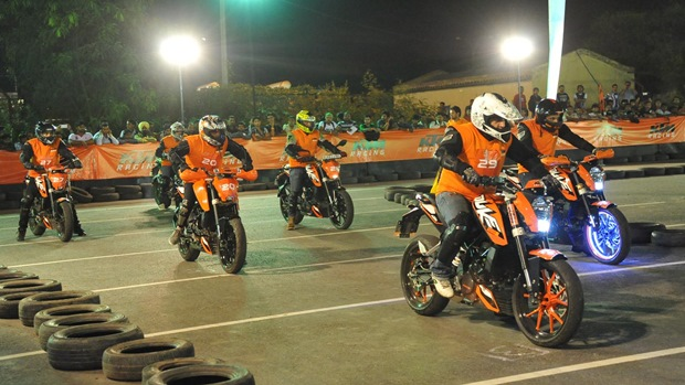 KTM Orange Day New Delhi report