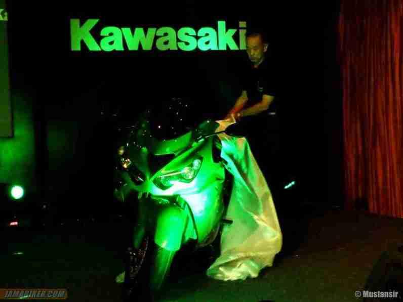 Kawasaki India zx14r launch - 03