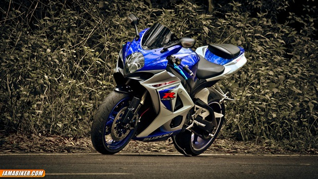 Suzuki GSX-R wallpapers - 01