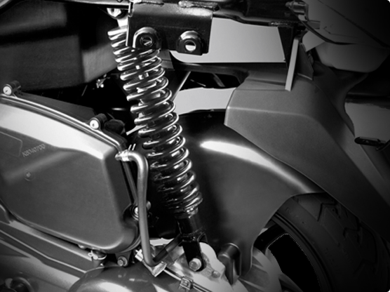 tvs jupiter rear-suspension